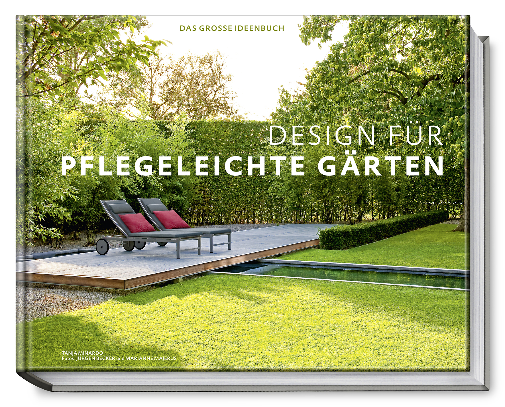 pflegeleichter gro er garten verschiedene ideen f r die raumgestaltung inspiration. Black Bedroom Furniture Sets. Home Design Ideas