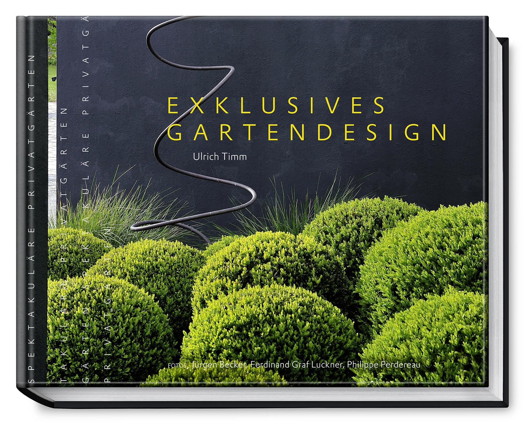 Exklusives Gartendesign Spektakuläre Privatgärten