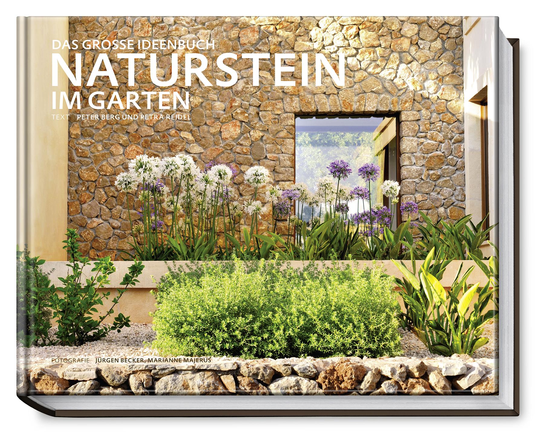 Naturstein im Garten