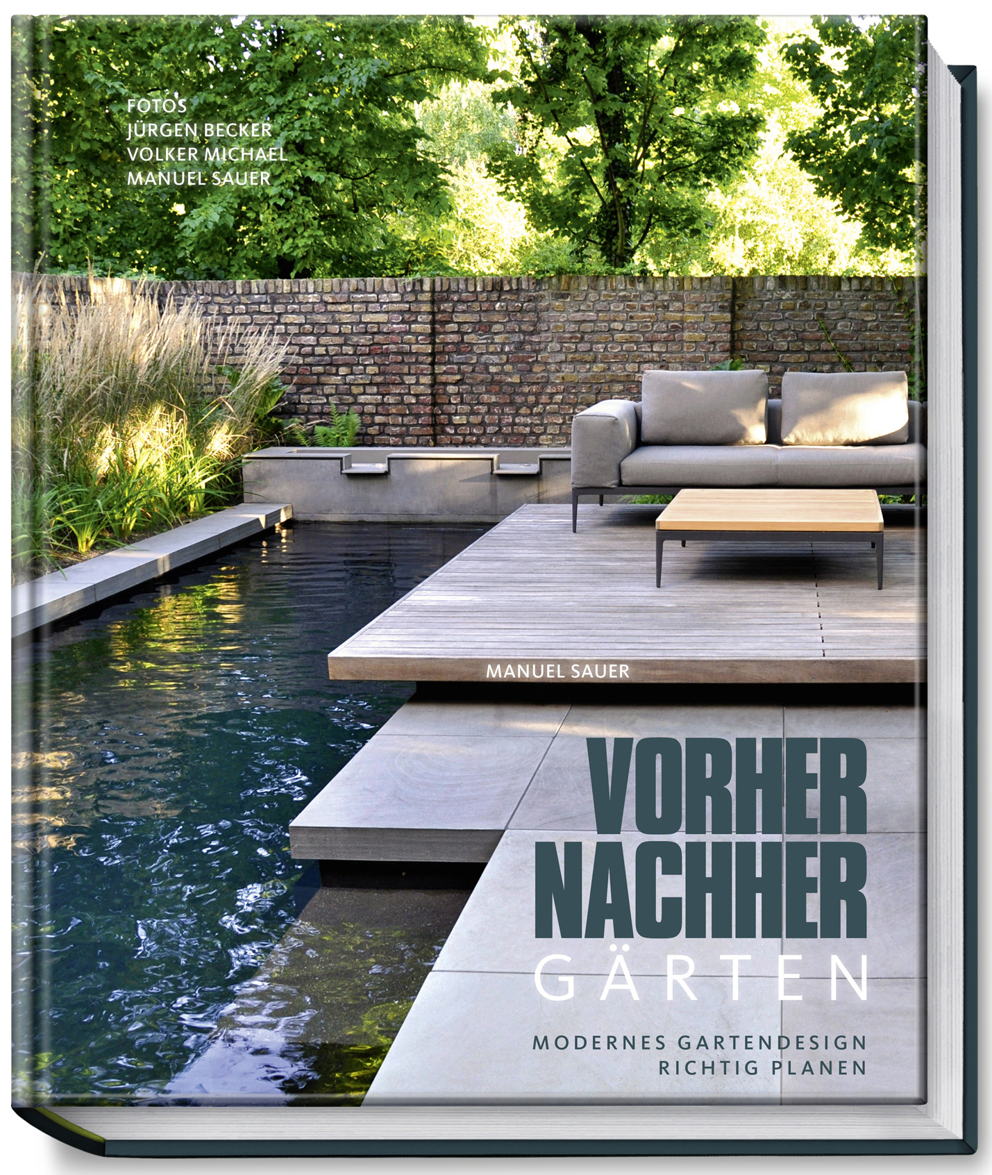 Cover download for Gartengestaltung vorher nachher