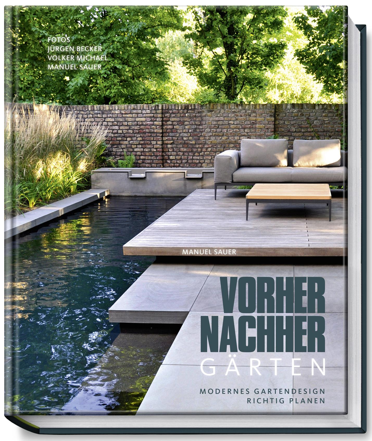 Cover download for Gartengestaltung vorher nachher